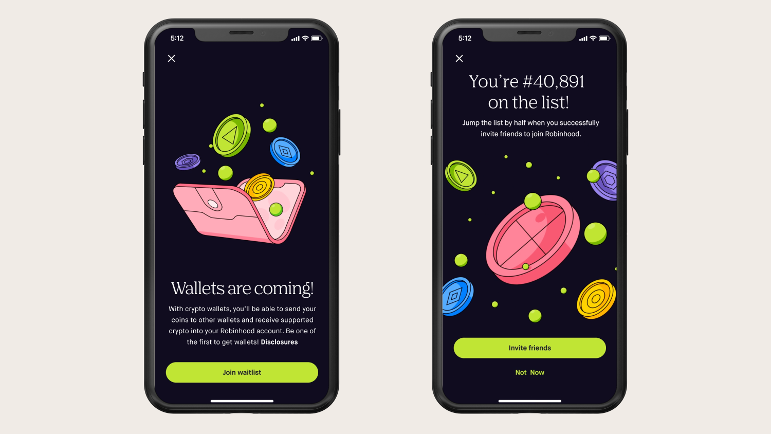 Robinhood to Roll Out Crypto Wallet Fully by Early 2022 — CoinDesk