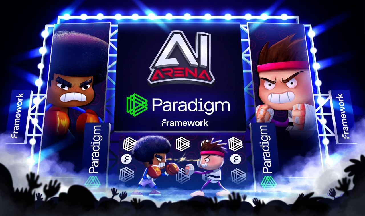 Paradigm Leads $5M Seed Round for Play-to-Earn Game AI Arena