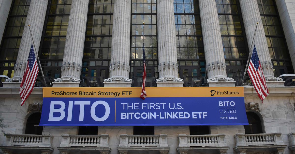 ProShares Seeks Waiver From CME for Position Limits on New Bitcoin Futures ETF: Report