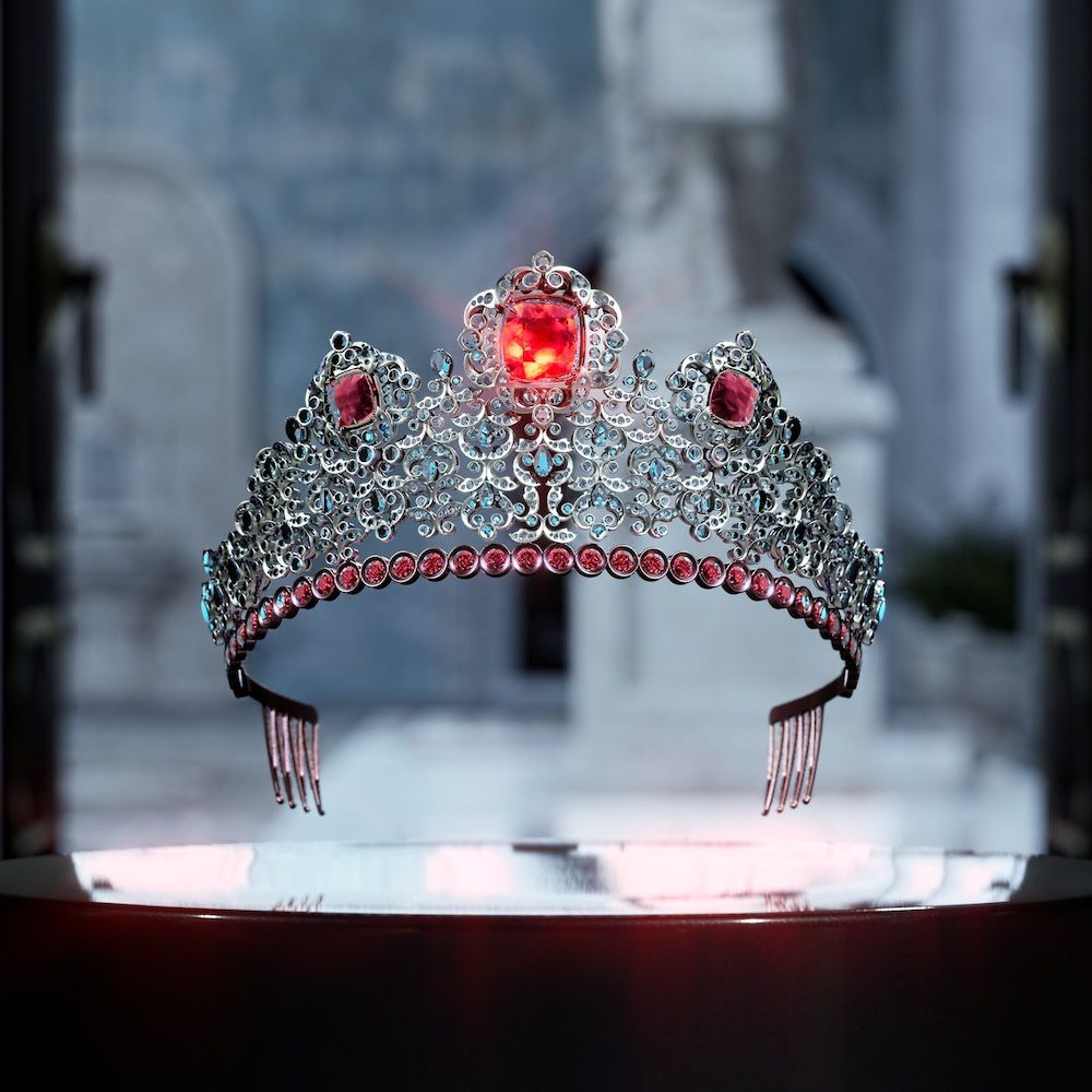 Dolce and Gabbana to Feature NFT of Rare Tiara in First Drop — CoinDesk