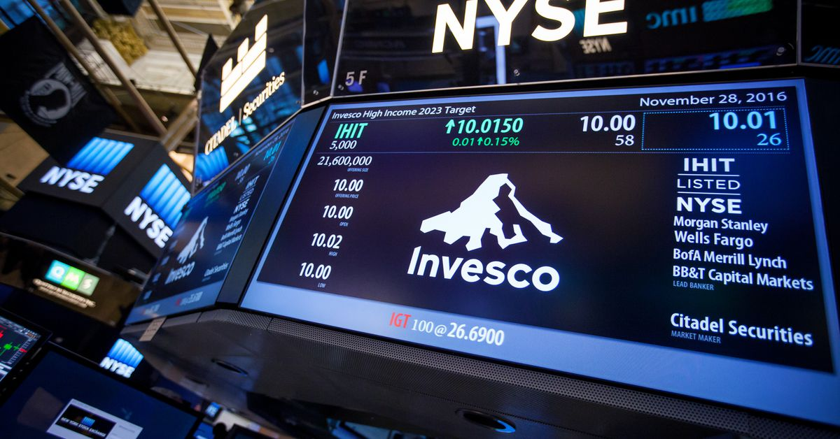 Invesco Drops Efforts to Launch Bitcoin Futures ETF