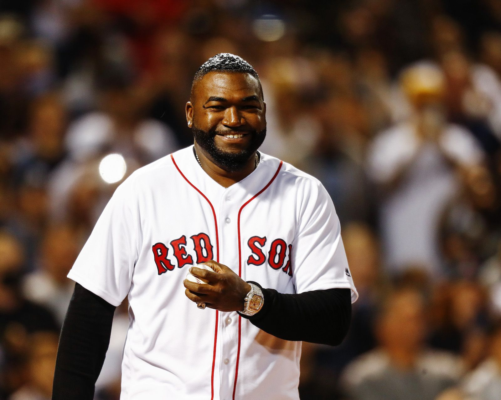 Red Sox Legend David Ortiz, Into Crypto Now, Signs Multiyear FTX Deal