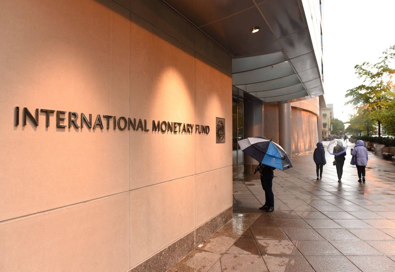 IMF Says Crypto Boom Poses Challenges to Financial Stability — CoinDesk