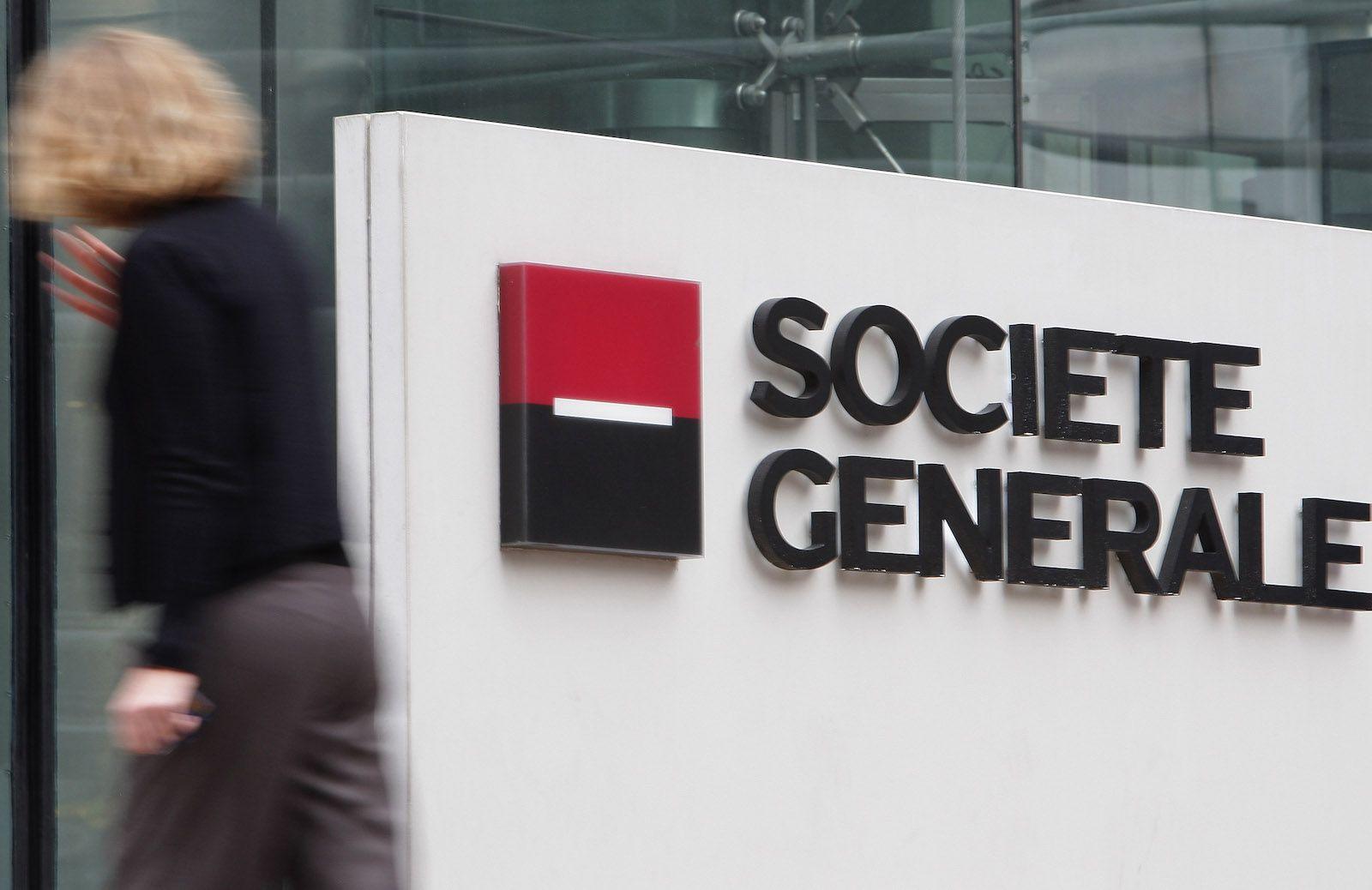 Société Générale Shopping for a Crypto Custodian: Sources